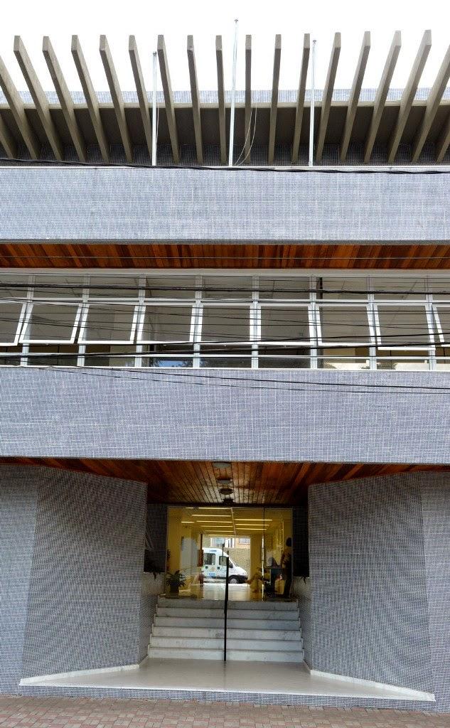 O Centro Administrativo Celso Dalmaso foi totalmente recuperado pelo governo do prefeito Arlei