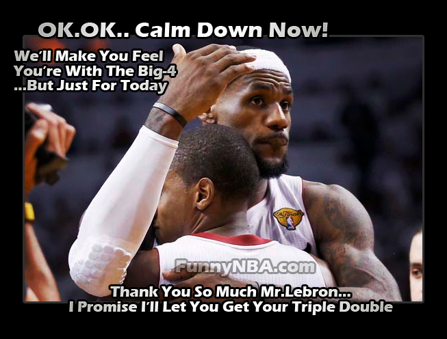 miami heat lebron james mario chalmers crying for big 4 funny meme nba photos 2013 super mario chalmers funny clips nba funny moments