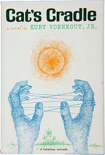 Ice Nine Kills bandnaam verklaring - Cat's Cradle - Kurt Vonnegut - 1963