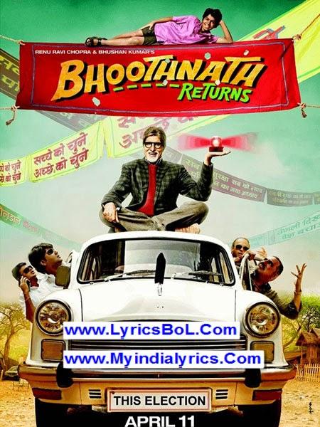 Sahib  Bhoothnath Returns Song
