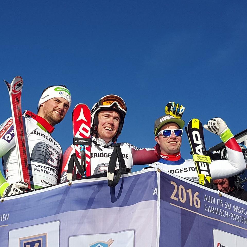 Ski Paradise January 2016 Pics Photos Bridge Parts Diagram Jobspapa Aleksander Aamodt Kilde Wins Downhill At Garmisch
