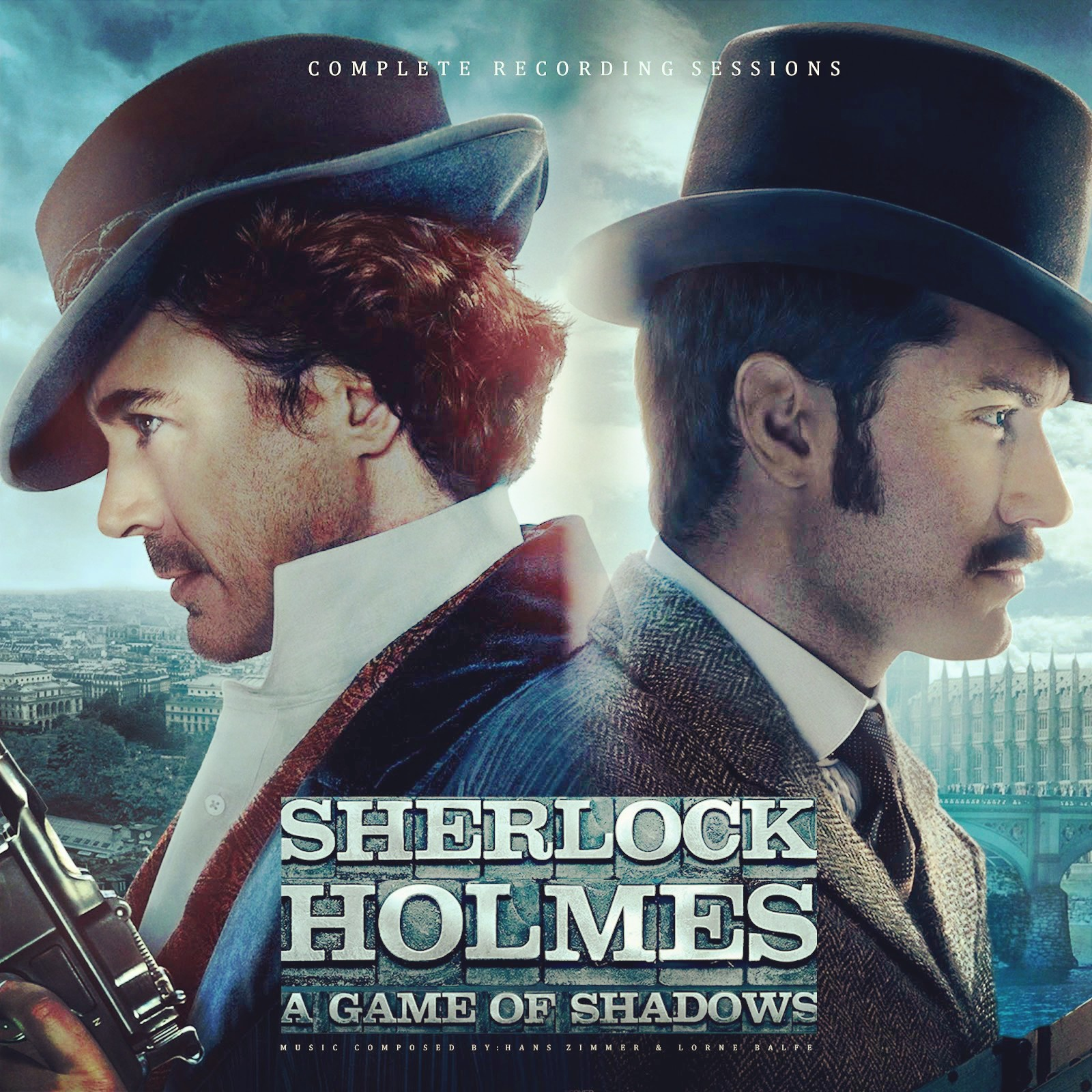 Sherlock holmes a game of shadows soundtrack