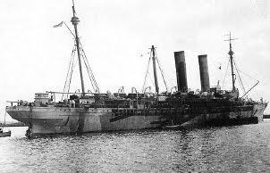 Plattsburghs Brush with the Titanic