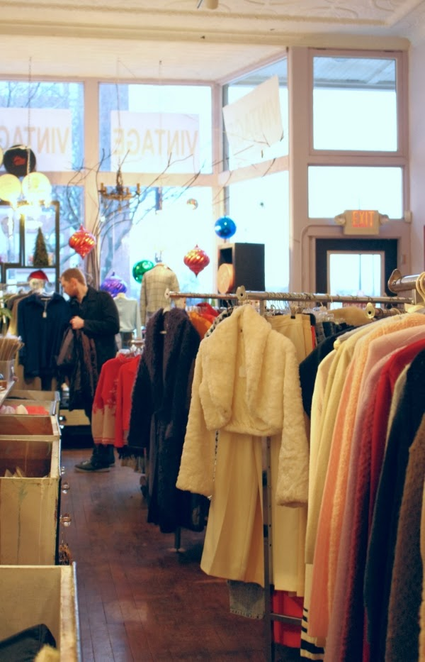 Vintage Clothing in Cleveland #vintage #fashion