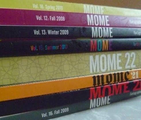 Short Stories from MOME anthology (2008-2012)