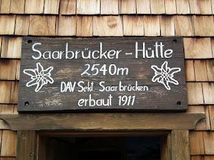 Saarbrucker hutte