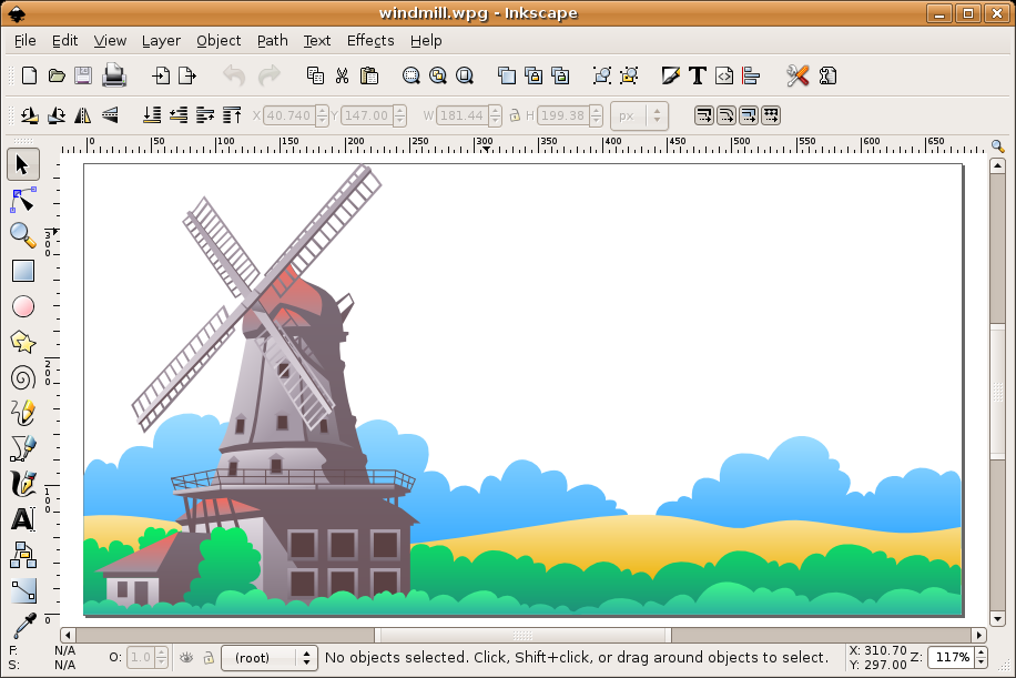 Tutoriales de inkscape programa videojuegos Inkscape software