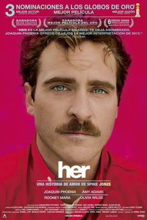 Poster Her 2013