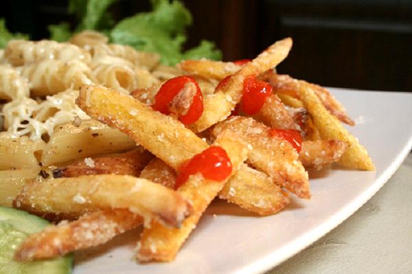 """Al-Maidaniyah: Resep: Kentang Goreng """"French Fries"""""""