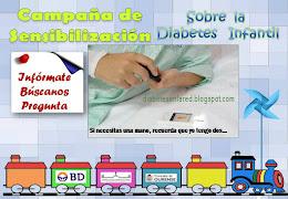 Campaña de Sensibilización sobre la Diabetes Infantil