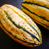 the lazy girl's favourite squash with go-faster stripes: delicata squash