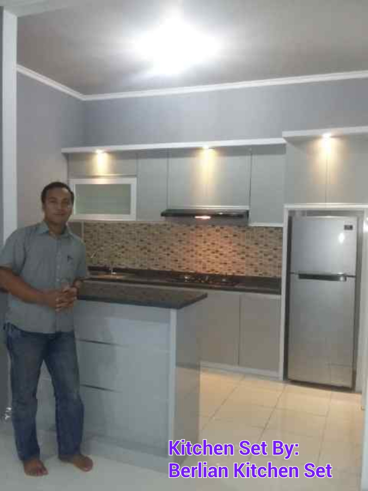 Berlian Kitchen Set Minimalis Murah Kitchen Set Murah