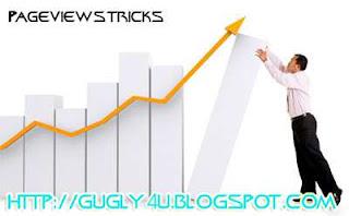 google pageviews increase tips,tips and tricks