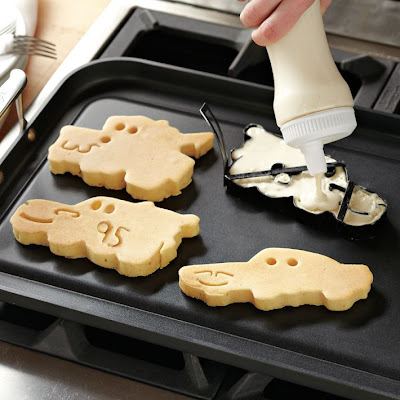 Cool and Creative Pancake Moulds (15) 1