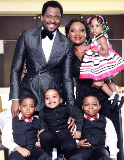 desmond elliot family pictures