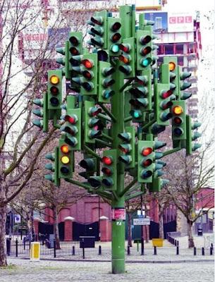El Árbol Semáforo