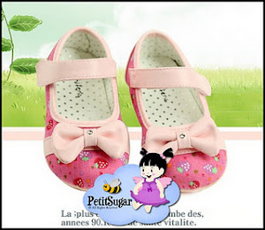 SUSAN STRAWBERRY SHOE Size: 16 13.5CM 17 14CM 18 14.5CM 19 15CM Price: RM40 PINK