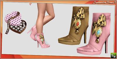 Ankle Boots by Altea127 @ Lorandia LorandiaSims3_img_update_346