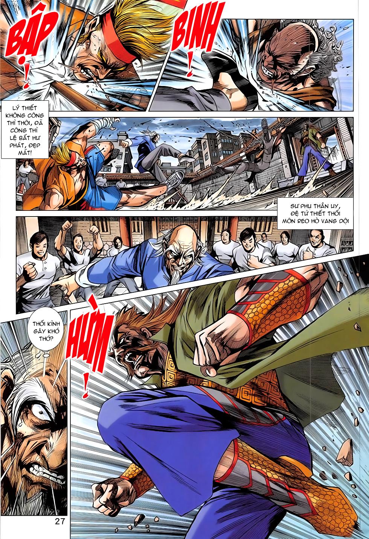 Tân Tác Long Hổ Môn chap 793 Trang 27 - Mangak.info