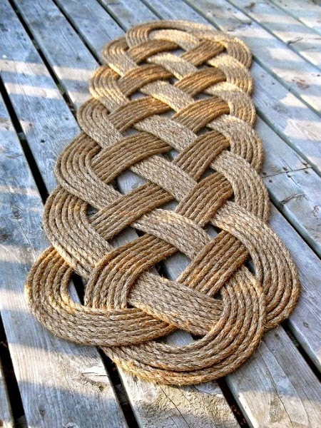 the outdoor carpet with the rope | Vietnam Outdoor Furniture
