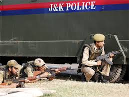 Jammu and Kashmir Police Recruitment 2015