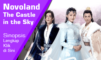 SINOPSIS Novoland - The Castle in the Sky - Rat 7.8/10