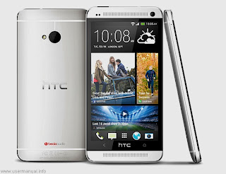 HTC One user manual & quick start guide pdf