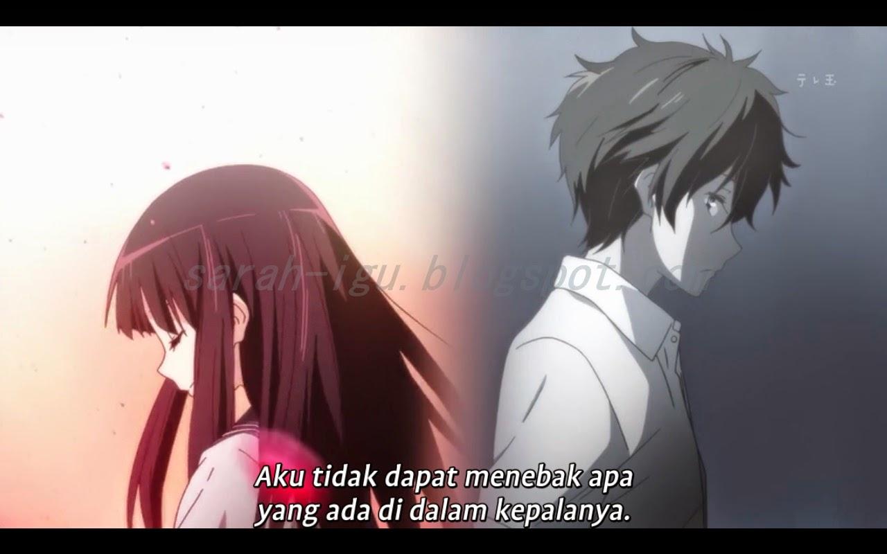 Quotes /Kata-kata bijak Anime