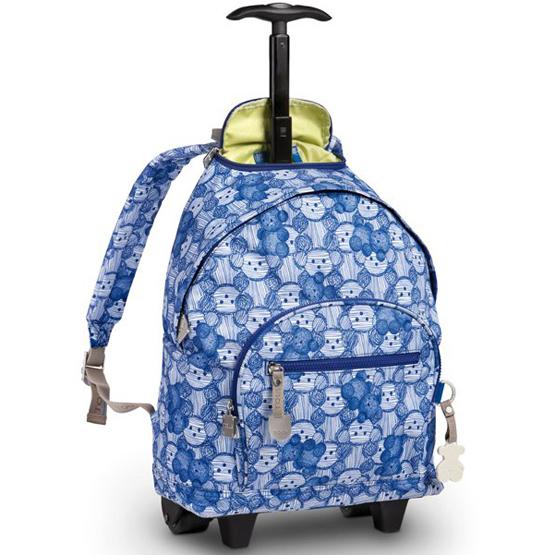 mochilas con ruedas escolares para niños