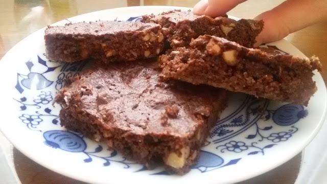 Čokoládová bomba - Brownie