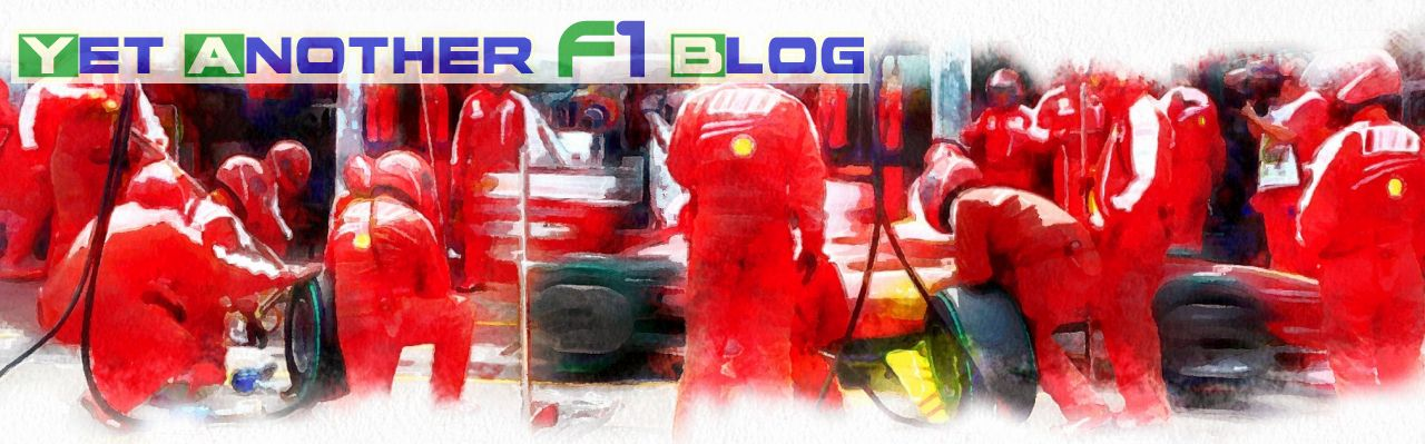 Yet Another F1 Blog