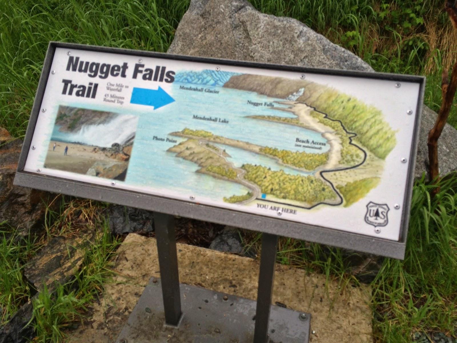 Nuget Falls Trail
