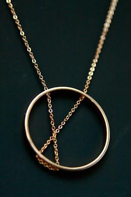 Vanessa Gade Jewelry, jewelry designer, interview, fashion, First Look Fridays, Vanessa Gade Inner Circle #101 Necklace