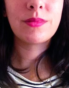 NYX Aria Lip Staining