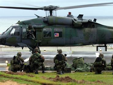 U.S. Marines in Africa