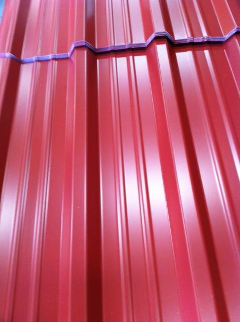 Colores que se pueden elegir al fabricar los paneles - Precio onduline bajo teja ...