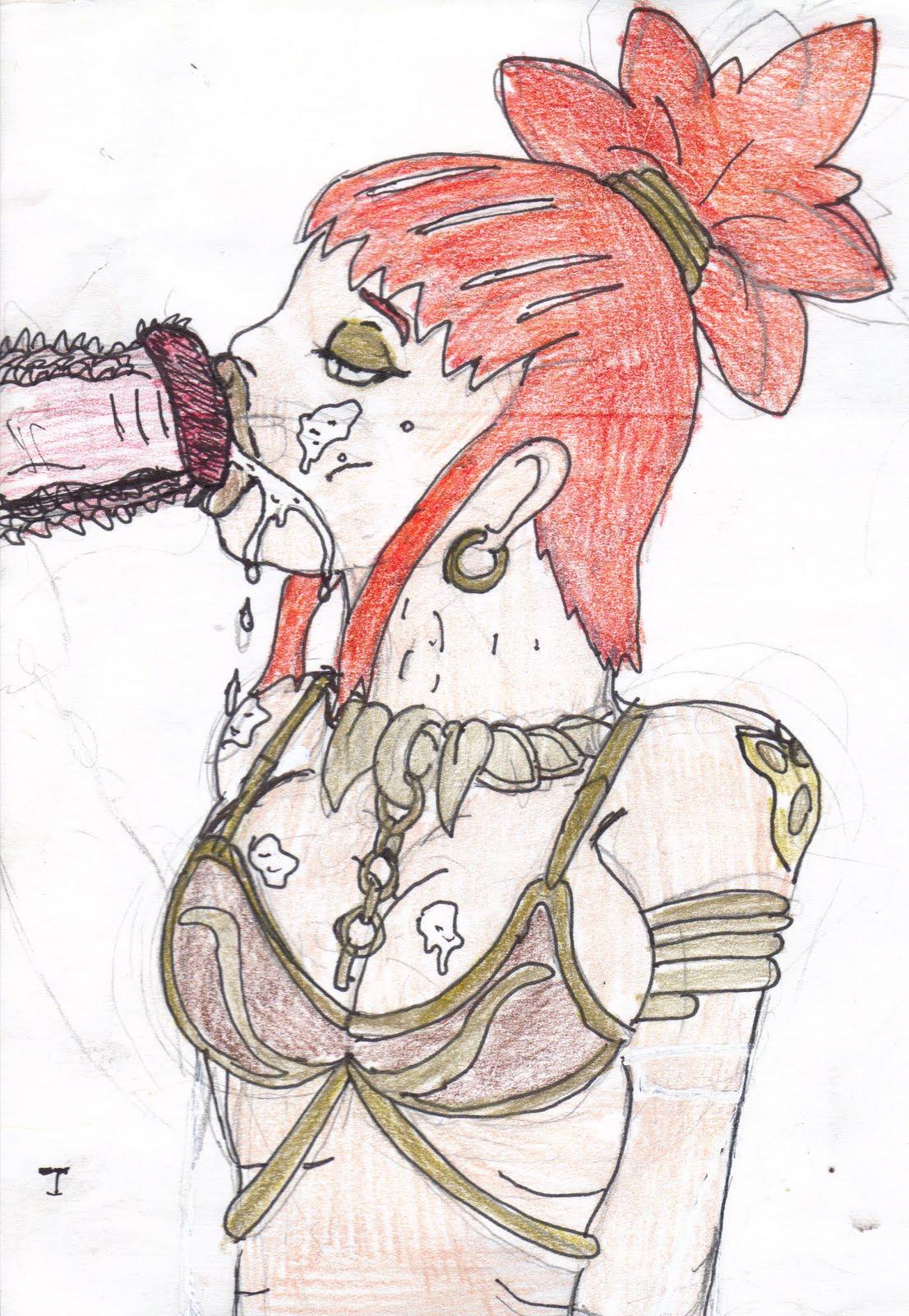 RukiOral Nude Nadia