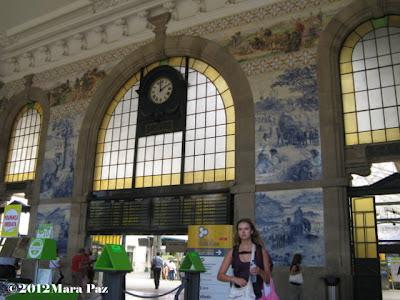 S. Bento train station, Porto