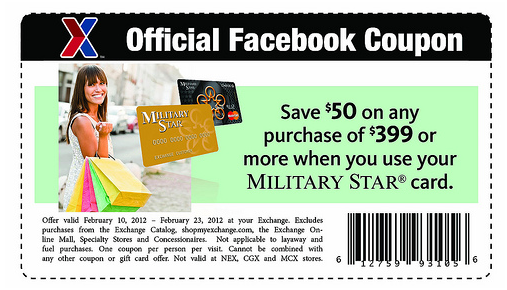 Aafes coupon policy
