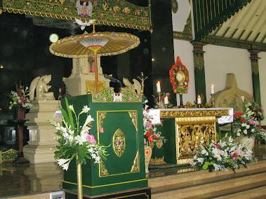 Doa di Hadapan Sakramen Mahakudus