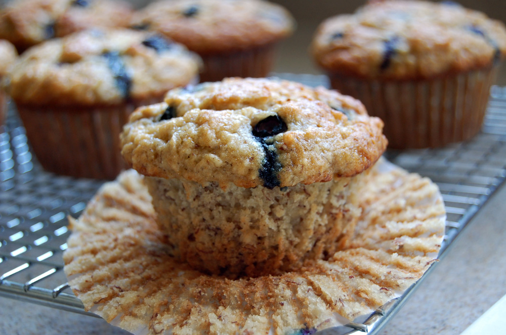 My new favorite gluten-free muffin. And relatively low in processed ...