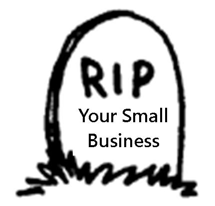 failure in small business essay The top 5 reasons small businesses fail  failure to market online in an age where google is a verb, if you're not marketing online, you're not selling as much as you could be.