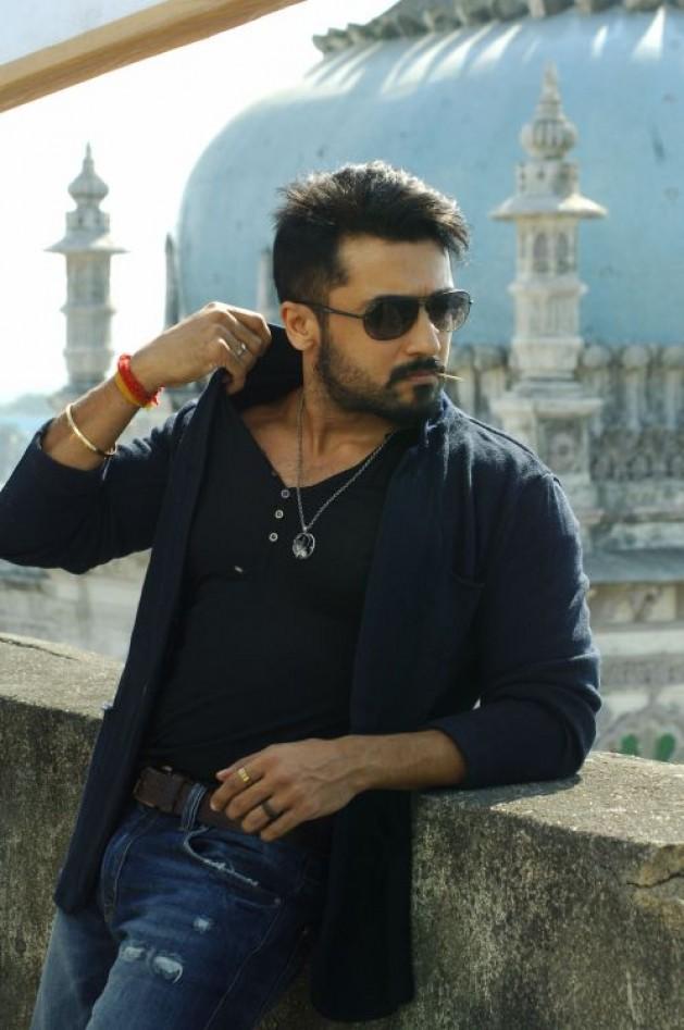 Surya Latest Movie Anjaan First Look Stills Indian