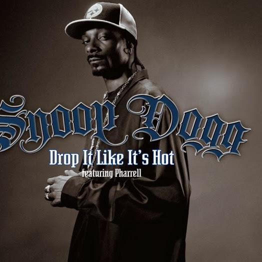 Snoop Dogg & Pharrell Williams - Drop It Like It's Hot (International Version)  Cover