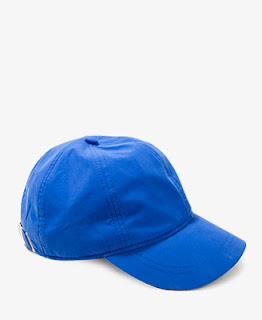 baseball cap, sports luxe, forever21, blue, spring fashion