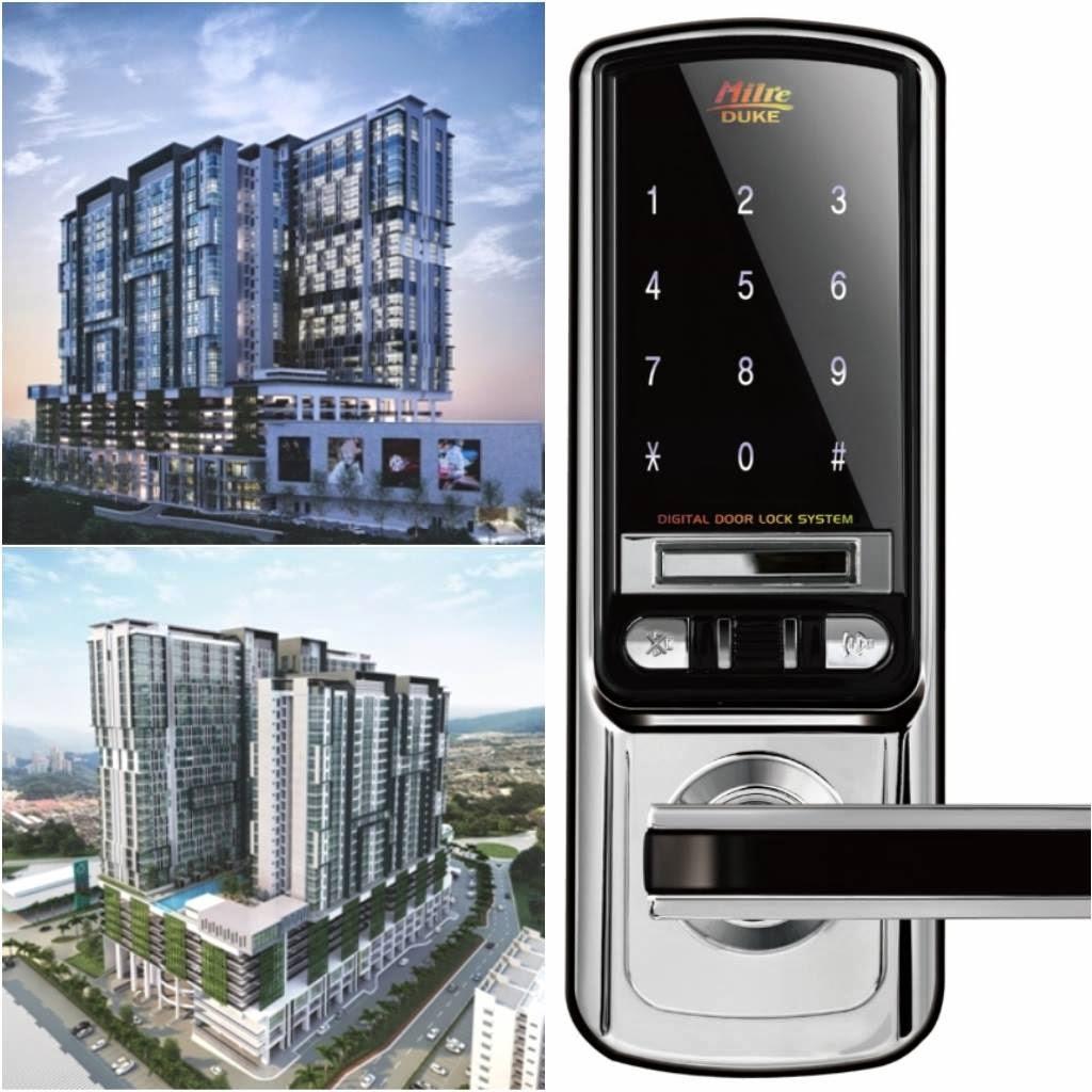 Digital Door Lock หรูหราและปลอดภัย จุดขายของอสังหาริมทรัพย์ยุคใหม่