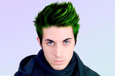 Memilih Warna Rambut Pria