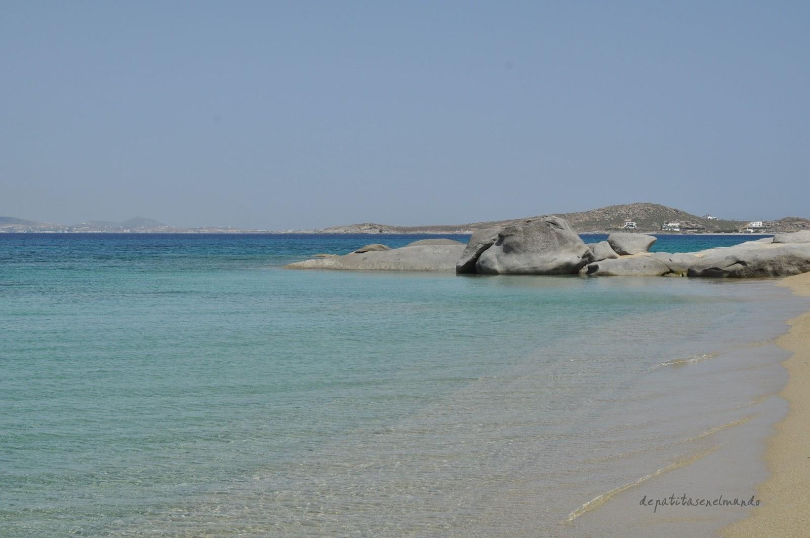 Playa de Naxos