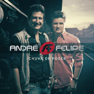 Download CD André e Felipe   Chuva De Poder PlayBack