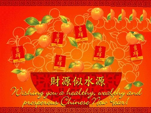 Easy Chinese New Year Messages Greetings In English